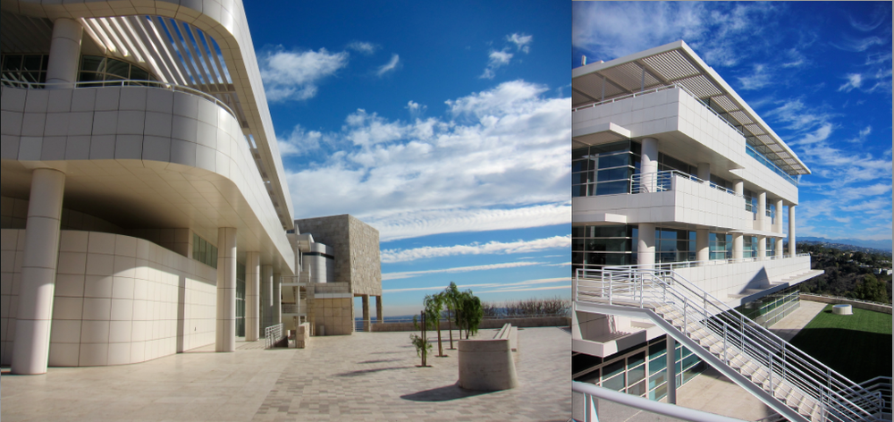 Richard Meier's Getty Center