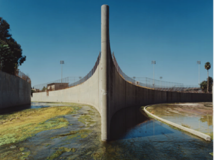 The Los Angeles River-by John Humble