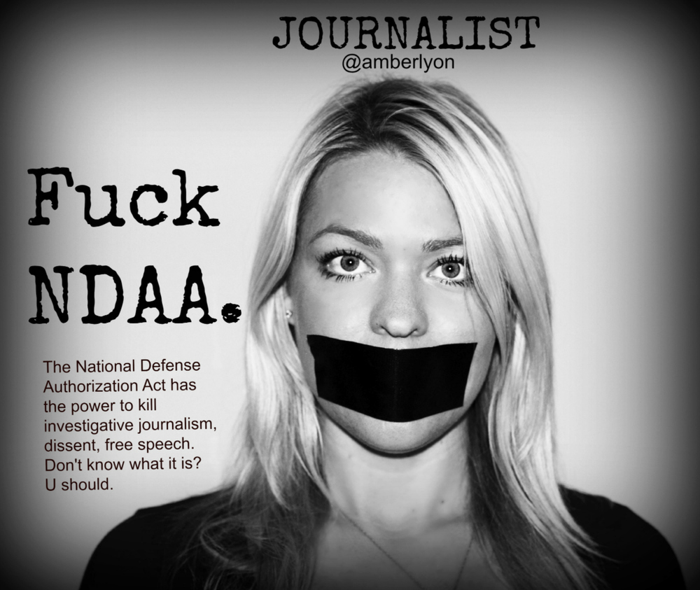 Fuck the NDAA