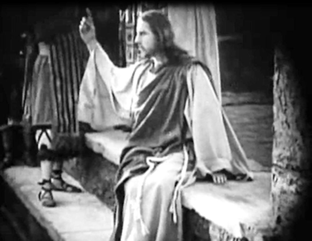 Jesus Christ in D.W. Griffith's Intolerance (1916)