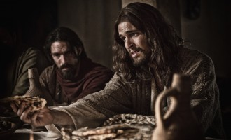 Jesus Christ in Mark Burnett and Roma Downey's Son of God (2014)