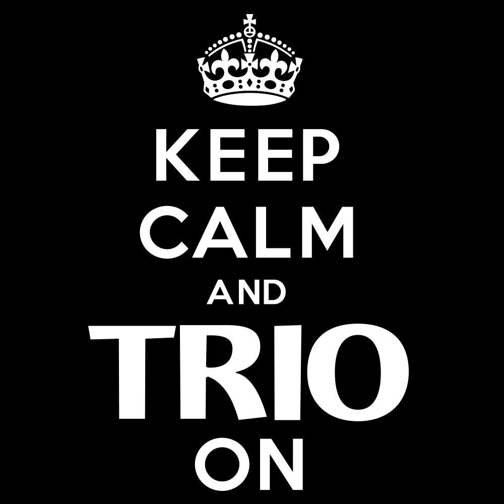 Keep Calm TRIO On 12 Tees Store