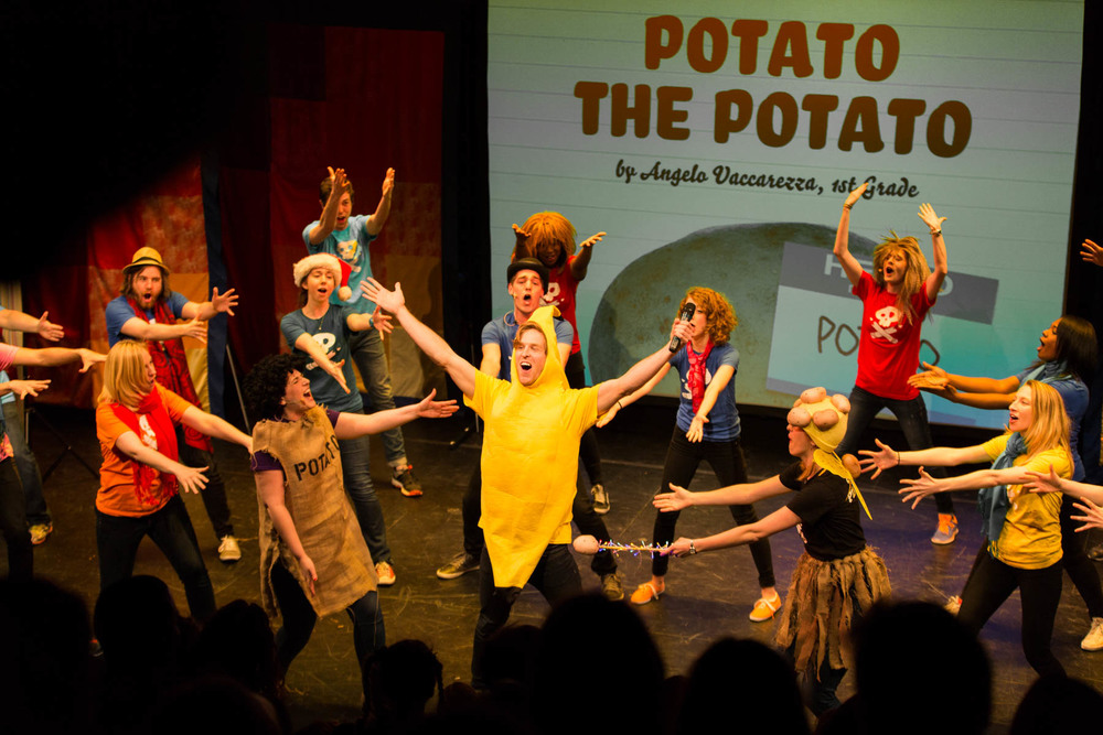 Keith appears as a highly sought-after banana in the Story Pirates story  Potato the Potato at the annual Story Pirates Benefit in April 2016, which featured Billy Eichner.