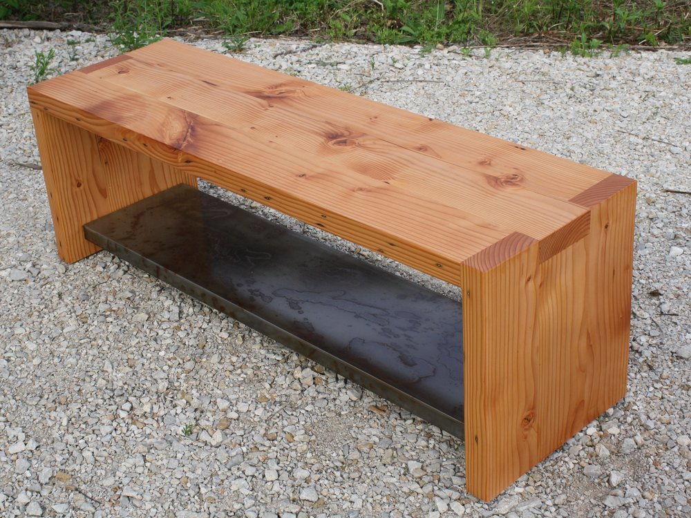 Douglas Fir Box Joint Coffee Table.jpg
