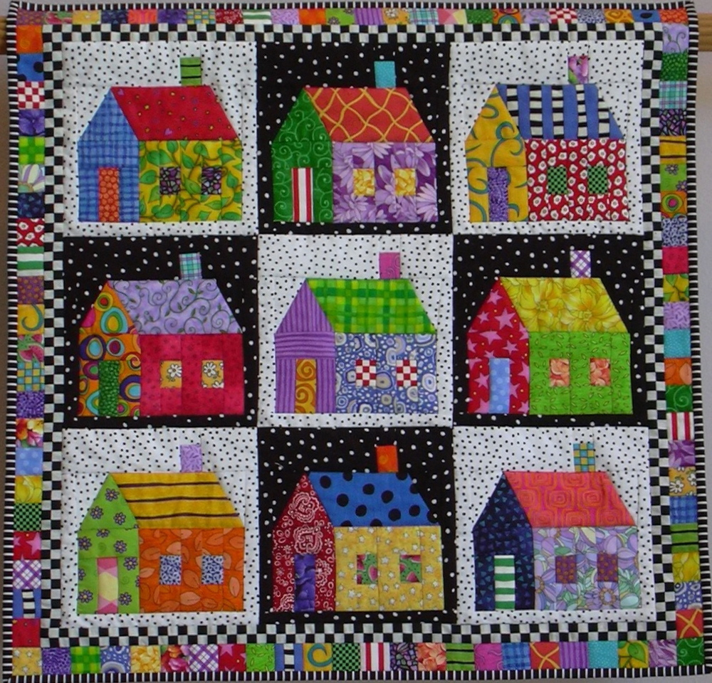 Pictorial Quilts Art Quilts By Tina Curran