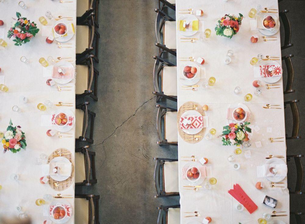 huron substation wedding