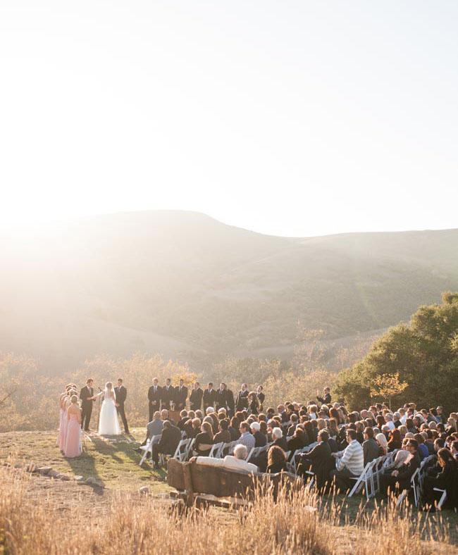 el capitan canyon wedding by sitting in a tree