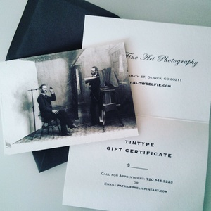 Description: The NMAH Photo History Collection (PHC) has over 3000 tintype photographs dating from the beginnings of the process in 1856 to the present.