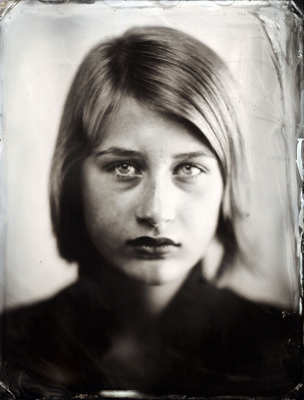 Medium--*$69, Large-- $89 for 1 person Tintype -