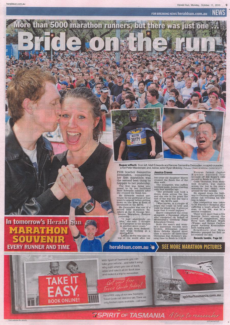 Herald Sun Melbourne Marathon Stunt.jpg