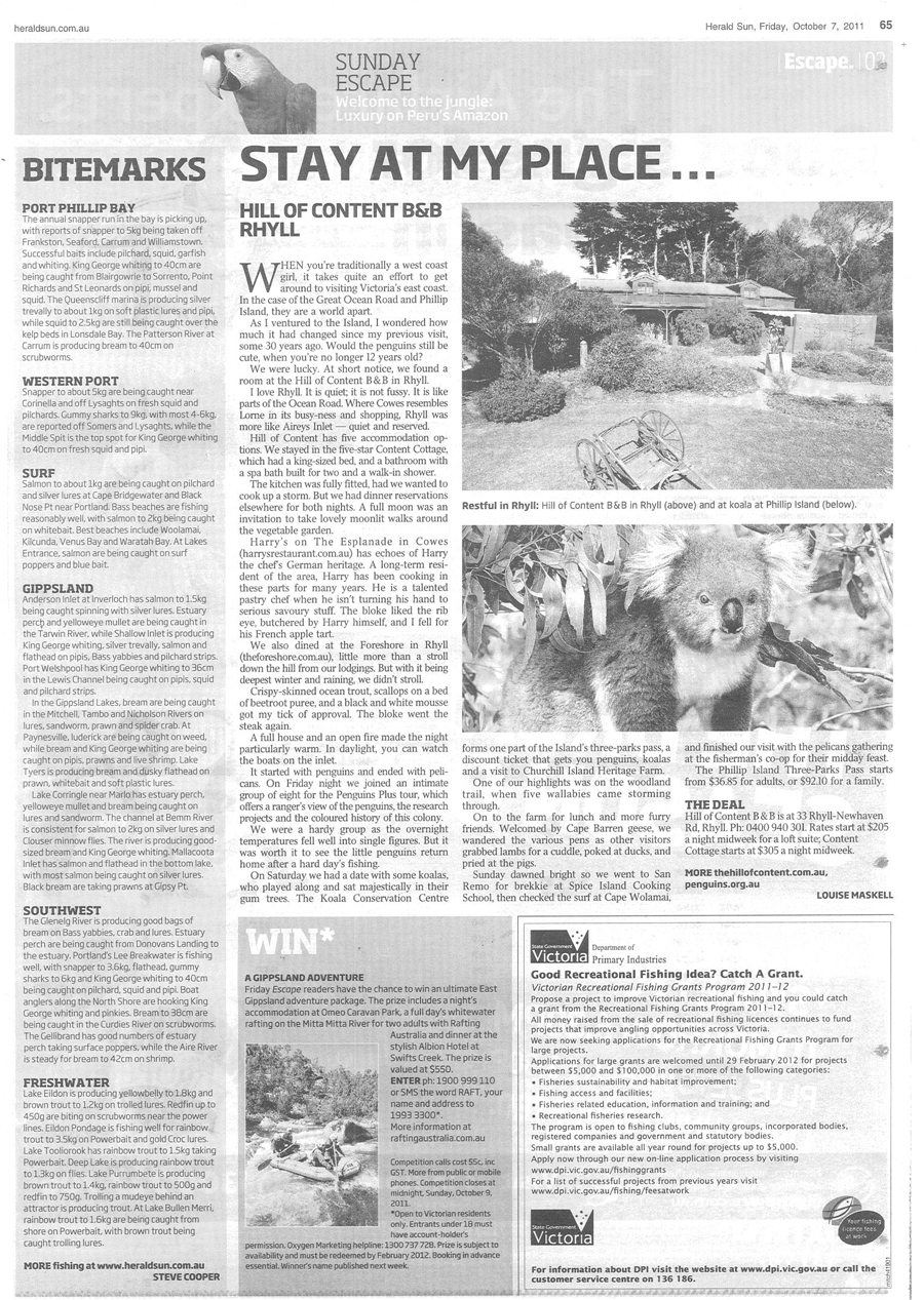 Herald Sun Gippsland Accomadation Review.jpg
