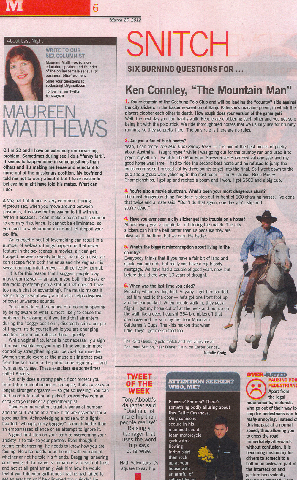 The Age M Magazine Geebung Polo Profile Story.jpg