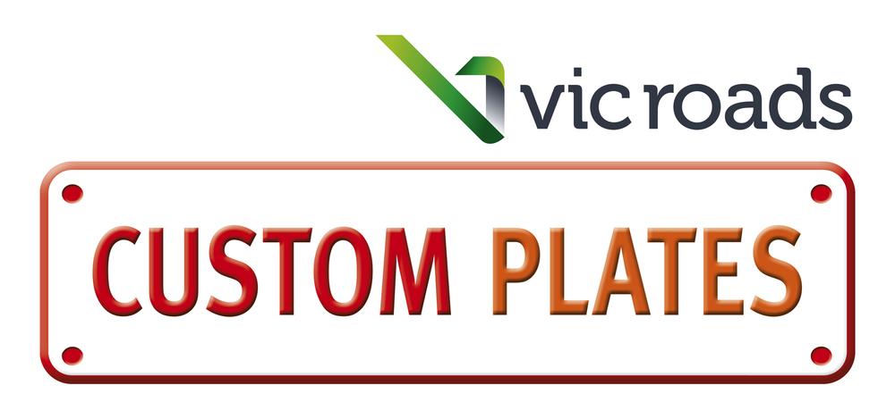 VicRoads Custom Plates.jpg