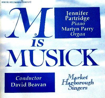 M is Musick