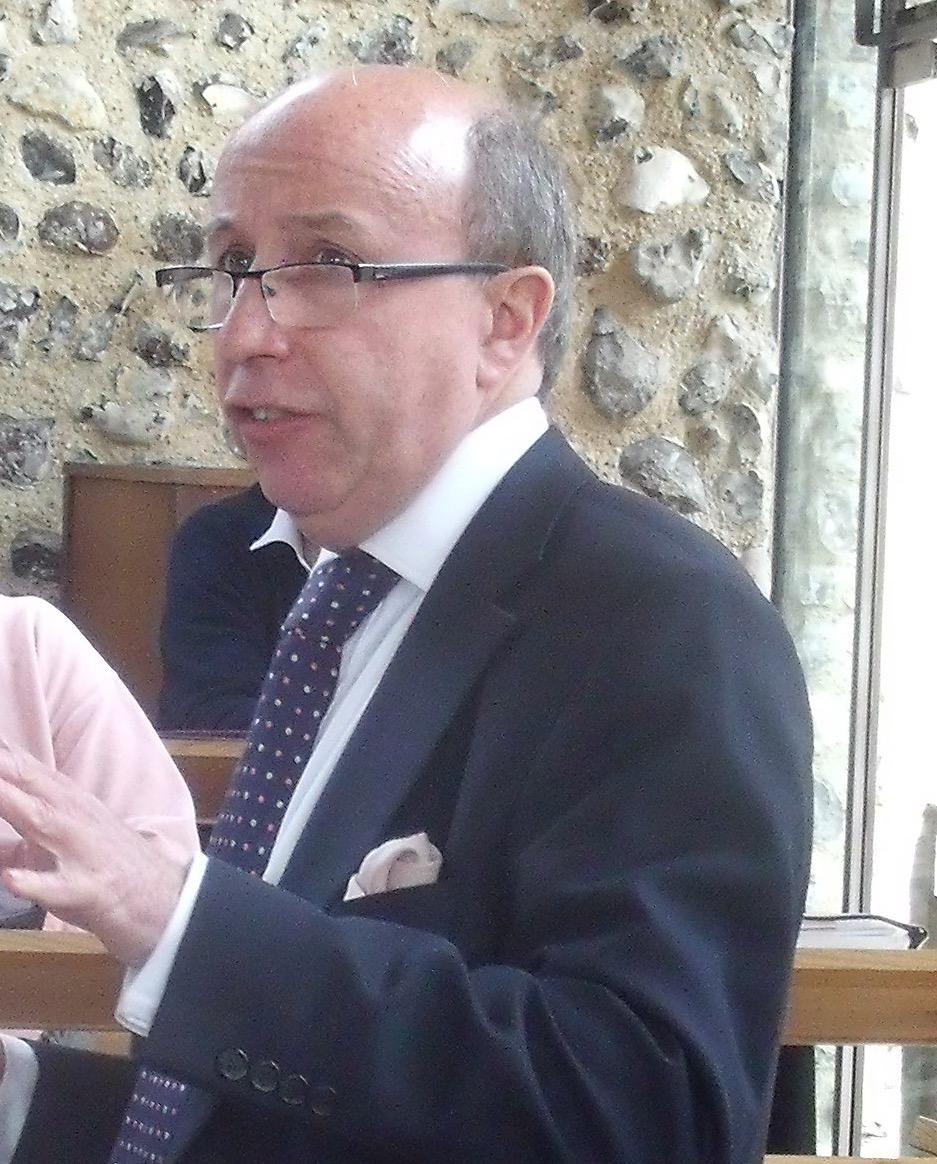 Tim Blades - Chairman
