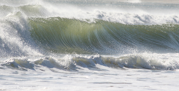 "This is ""Power"", an image from my book, ""Waves, Living with the Ocean on Block Island."""