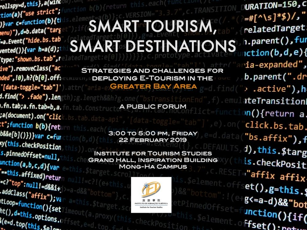 Public Forum on SMART TOURISM, SMART DESTINATIONS.jpg