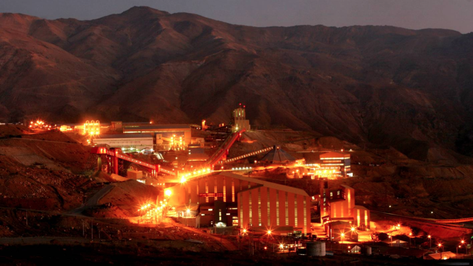 CODELCO's El Teniente mine in central Chile. Chief executive Thomas Keller has told Chile's Parliament that production will rise at the mine, where Amerigo Resources processes tailings in exchange for royalties.  Credit: Codelco