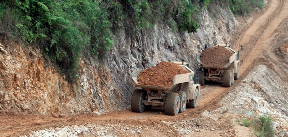 PETAQUILLA MINERALS' operations in Panama. The country's Supreme Court has ruled in the company's favour in its land fracas with Inmet Mining. Petaquilla is currently negotiating a $140m loan that will subject future gold output to an off-take agreement at a $5 discount to the gold price.