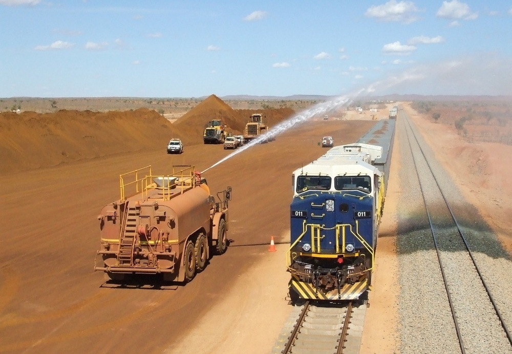FORTESCUE, which reported record production levels this morning, hauls ore from Nullagine to Port Hedland. Discovered by BC Iron in 2007, Nullagine entered production in late 2010, reporting record half year sales of 3.1m tonnes this week.