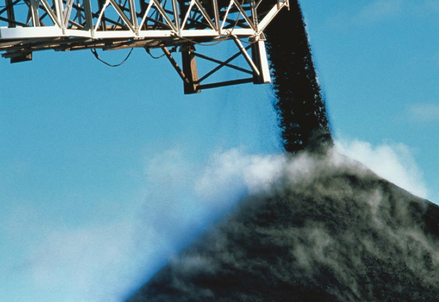 RIO TINTO's Kestrel coking coal mine in Queensland, subject to a royalty held by Anglo Pacific. Photo: Anglo Pacific