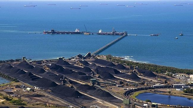 BHP BILLITON's Hay Point terminal in Queensland, one of four major expansion projects by BHP and Japan's Mitsubishi that will add up to 15m tonnes to the seaborne coking coal market each year.