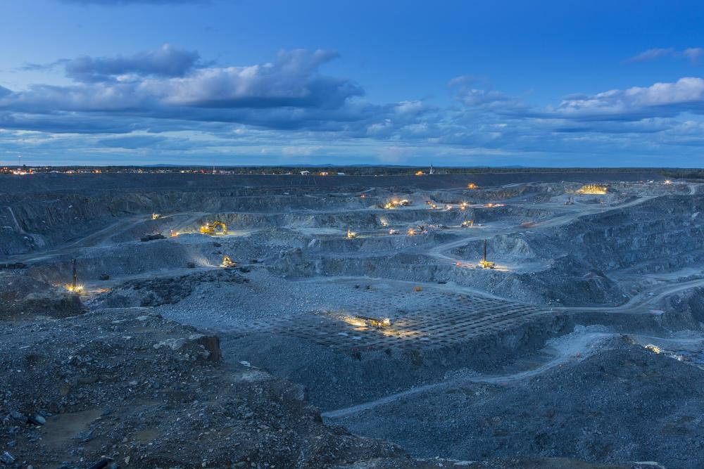 Agnico and Yamana's sprawling Malartic complex, Quebec. Photo: Osisko Mining