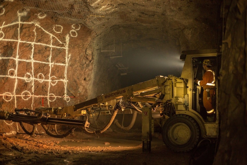 Alamos Gold's Young-Davidson underground gold mine in northern Ontario, Osisko's backyard. Photo: Alamos Gold