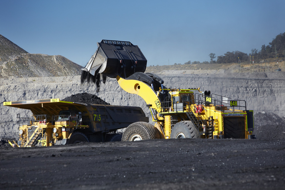 Rio Tinto's thermal coal operations in New South Wales (Photo: Rio Tinto)