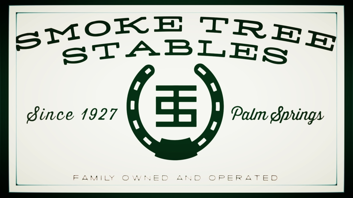 SMOKE TREE STABLES STS