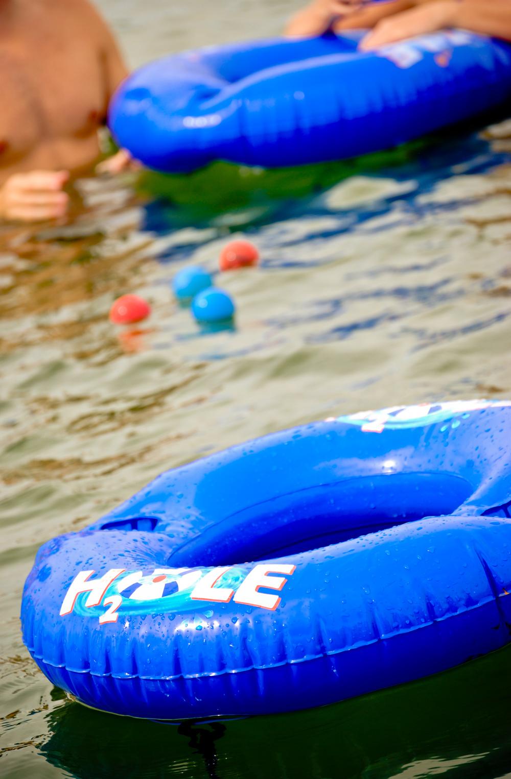 Cornholeonwater's H2ole - Lake Version
