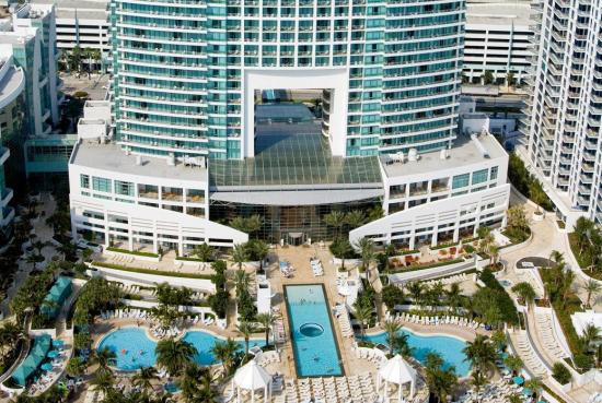 Hollywood Beach Diplomat Resort and Pool