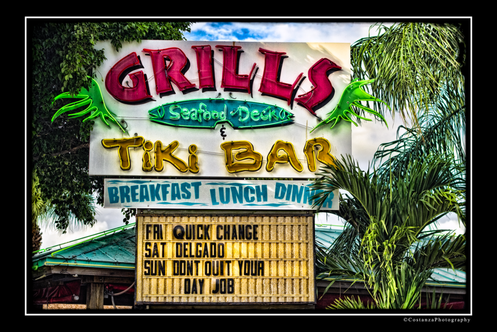 Grills Bar - Cocoa Beach, FL