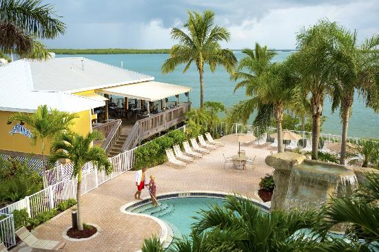 Flipper's on the Bay, Fort Myers Beach, FL (Lover's Key)