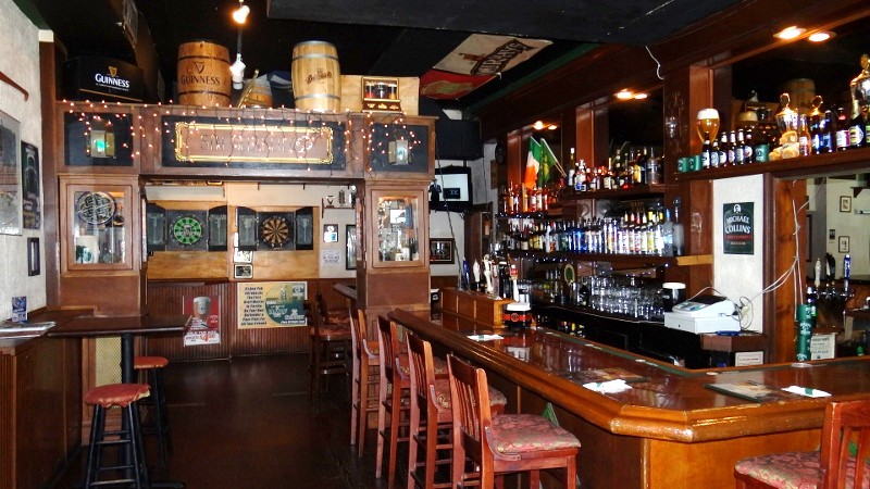 O'Shea's Bar & Grill - Clematis Street - West Palm Beach, FL