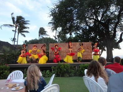 Kaanapali Luau - Maui, Hawaii