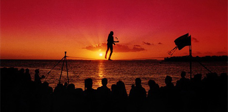 Sunset Celebration, Mallory Square - Key West, FL