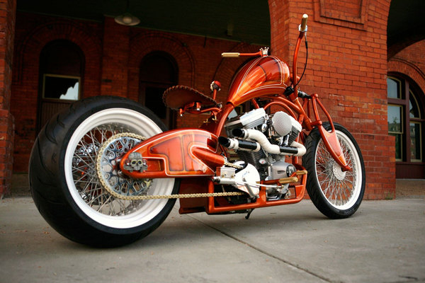 West Coast Choppers - Daytona Beach, FL