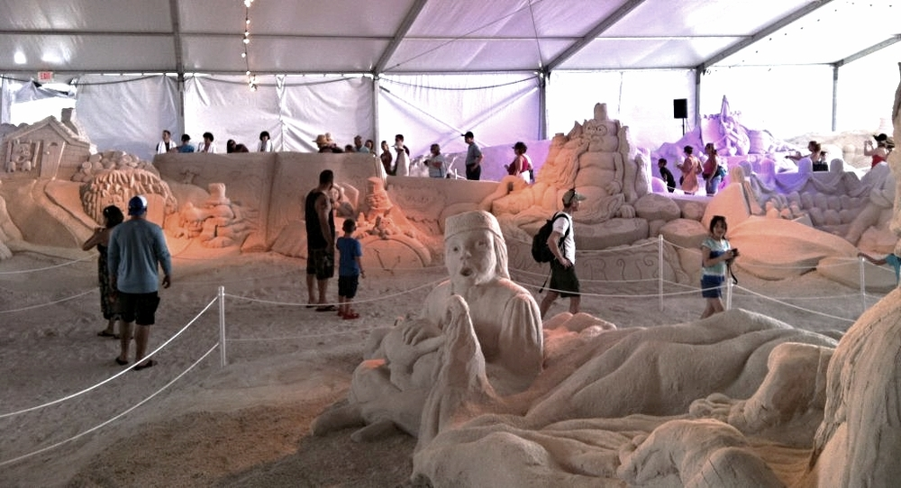 Pier 60 Sugar Sand Festival.