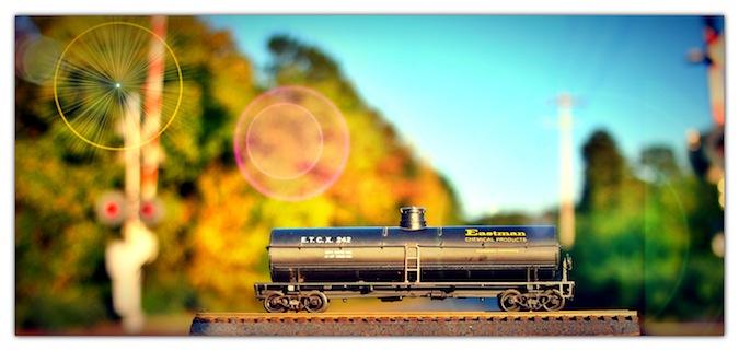 Paul Garrison's story about a model train car is part of Project Keepsake.