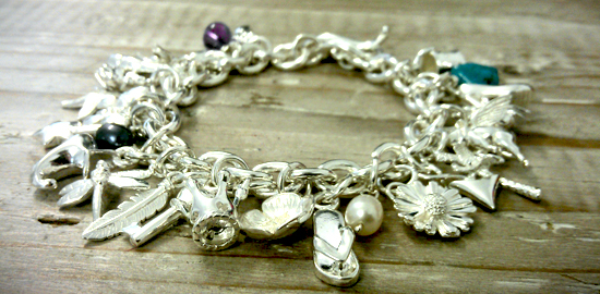 Charm bracelets help people remember significant moments of life, and so do keepsake stories. Kaylie Guinn shares a story about her charm bracelet and the dangling charms it holds.