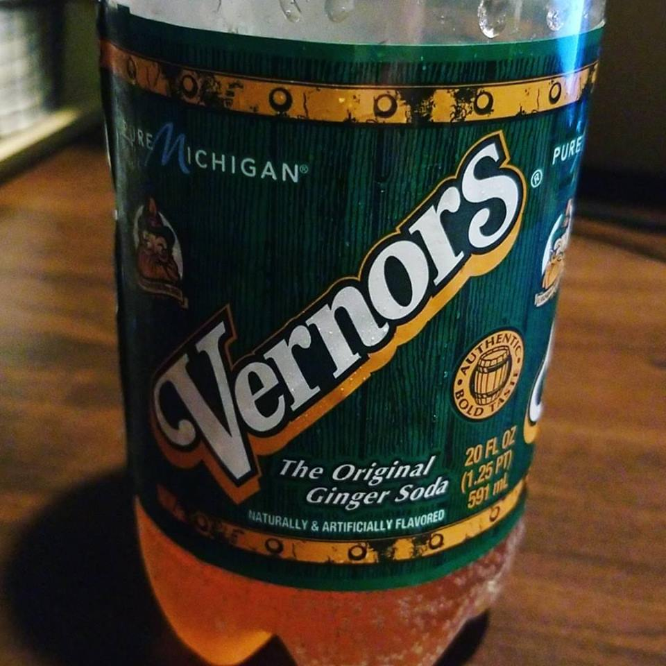 The offical drink of cool Michiganders.