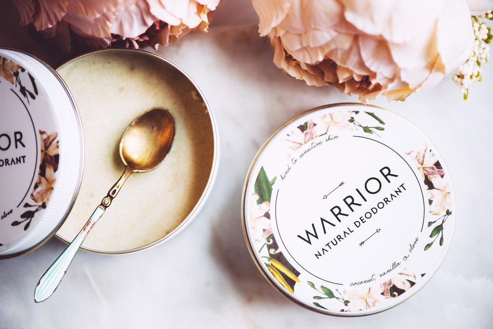 WARRIORBOTANICALS - Branding + Packaging