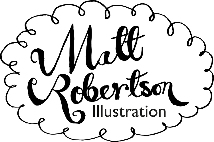 Robertson Illustration Matt Robertson Illustration