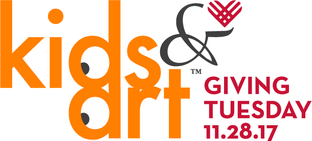kids & art logo healing pediatric cancer through the arts