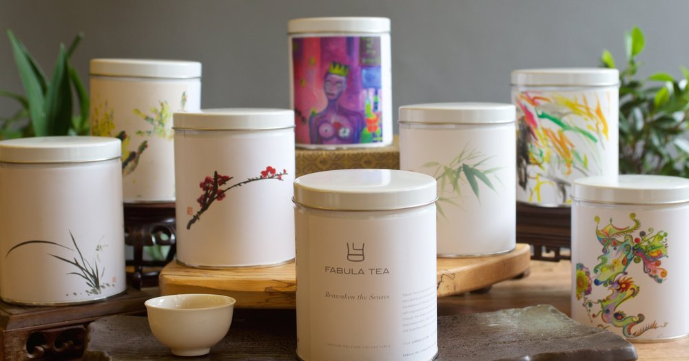 Fabula Tea Products