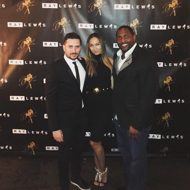 Great time with my sista @lovenausicaa and @raylewis for his #halloffame private party celebration! Congrats #mvp #nfl #halloffame #santamonica #bestfriends #unbreakable