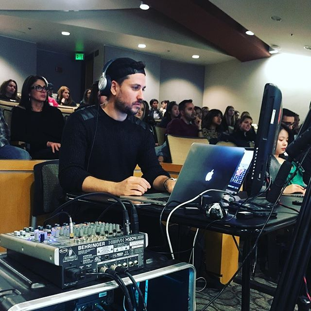 Thank to my fellow clients and friends for this opportunity! Great #InstaLive today at the @loyolamarymount campus! Watch it here 👉🏻 @lmumschool !! #instalive #danreal #producer #director #techsavvy #innovation #gamechanger #losangeles #multicamera #blackmagic #obs #instagram #live #broadcast