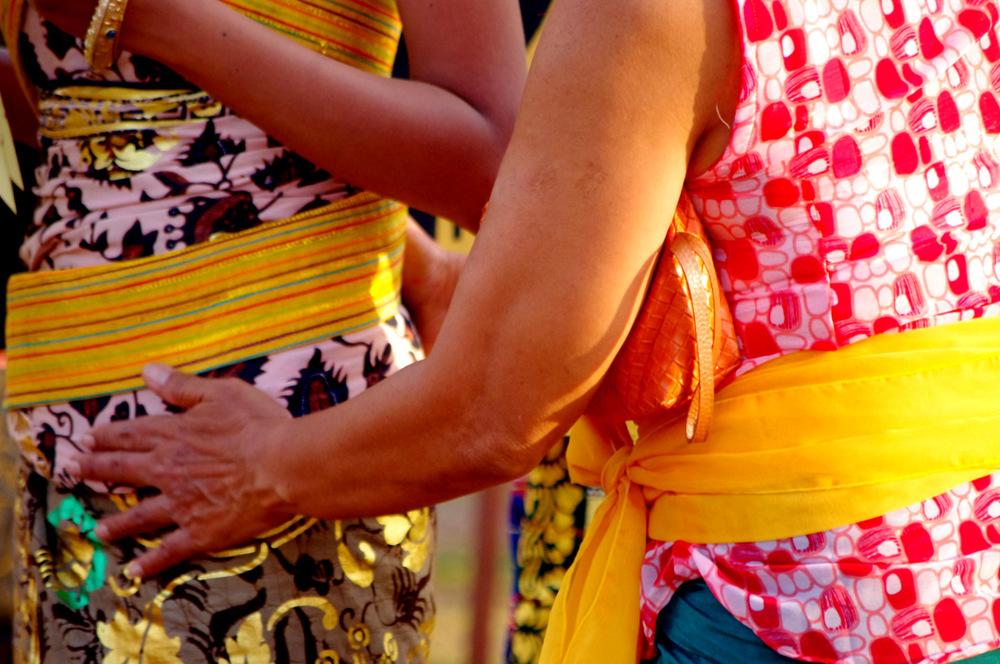 Nyepi pidustused, Bali