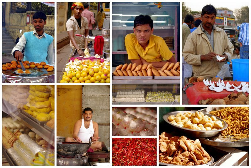India tänavatel